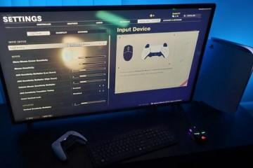 PS5《刺客信条:英灵殿》支持键鼠操作 但并不完美